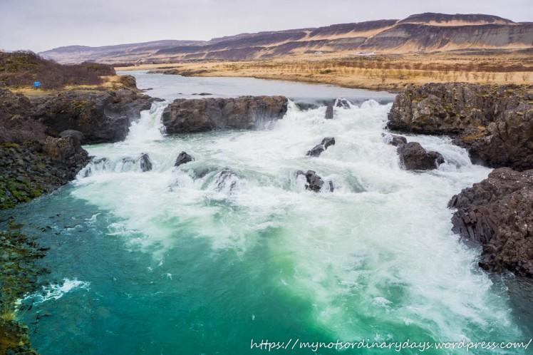 Iceland-Glanni-Waterfalls