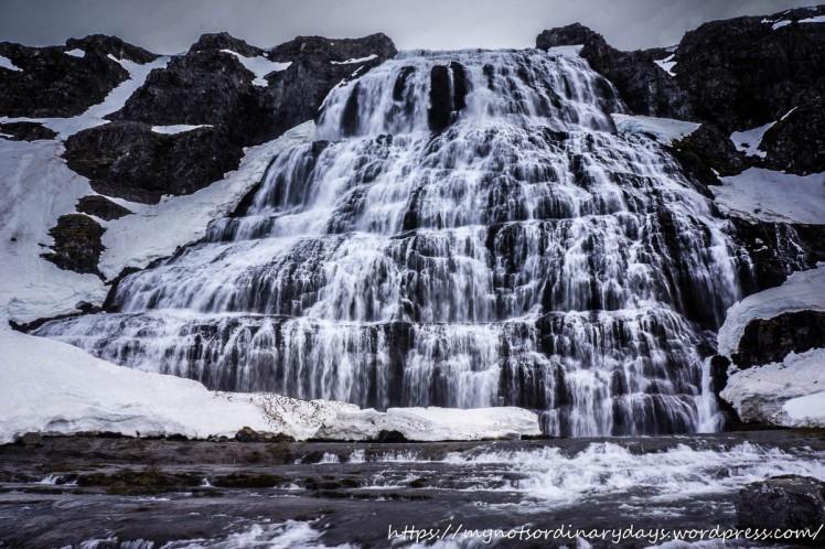 Dynjandi Iceland